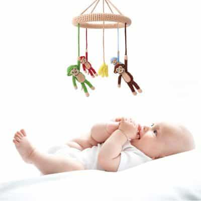 Spielen ist wichtig für die Entwicklung des Kindes