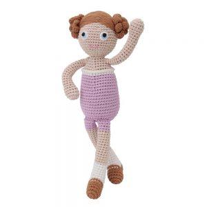 Häkel-Puppe DERA