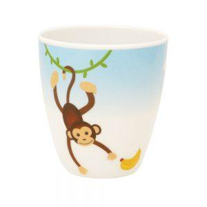 Kinder-Tasse mit Äffchen CHARLIE