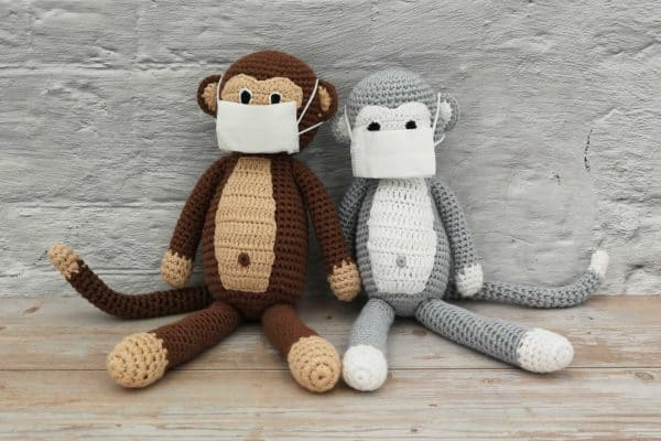 How COVID-19 affects the life of our crochet animals